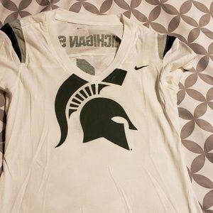 Michigan State tshirt